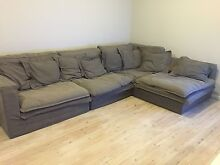 Grey lounge near new Dale Beverley Area Preview