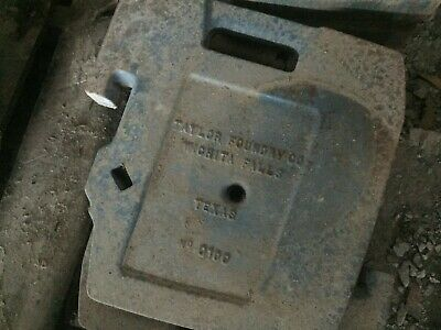 Used Tractor Suitcase Weight 6012