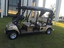 Gold Tomberlin Deluxe 6 Seater 2008 Model Golf Cart Golf Buggy Benowa Gold Coast City Preview