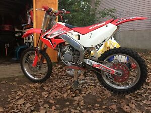 CR 125 Trade for crf 150