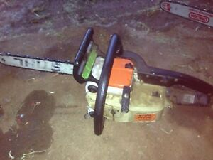 Chainsaws for sale Bacchus Marsh Moorabool Area Preview