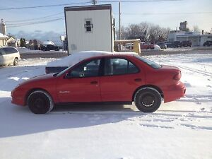 2003 sunfire as is need gone