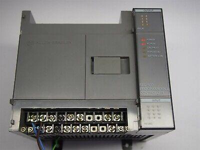 Allen Bradley Slc 500 1747-l20a Ser. C Processor Unit 20 Io