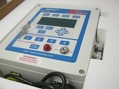 Impact Welding Arcagent 2000 Weld Monitor. Pn 01-96003-02. New Old Stock