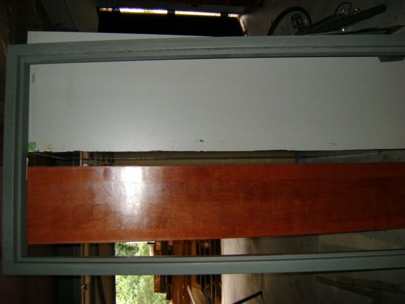 Hollow metal door frame, commercial,  welded