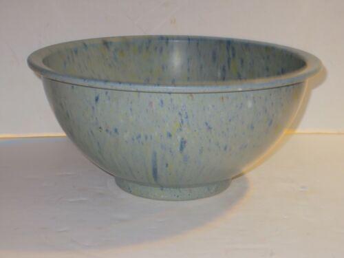 Texas Ware Splatter Confetti Grey-Blue Multi Color Bowl #118