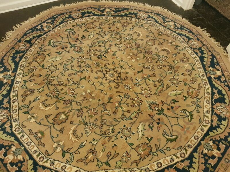 Persian Hand Knotted Wool Rug Gumtree