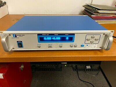 New Magtrol 6400 Torque Transducer Display 005180