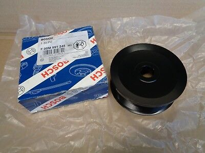 NEW GENUINE BOSCH F00M991245 ALTERNATOR PULLEY DAF 1687120