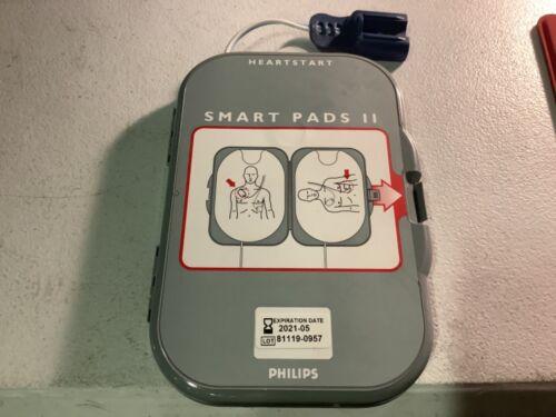 Philips Heartstart smart pads II. Expire. 5-2021