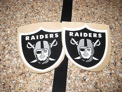 Raiders Helmet (Oakland Raiders  3M football helmet decals and stripe 20)