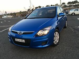 2011 Hyundai i30 Hatch 12 Months Rego Low Kms *Mint Condition* Wollongong Wollongong Area Preview