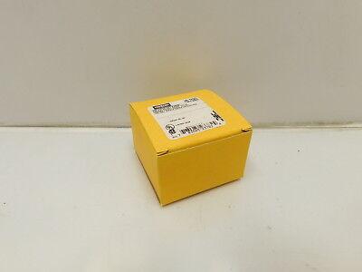 Hubbell 15a Midget Twist-lock Flanged Receptacle Hbl7596n 2p 3w 120 Vac E9-792