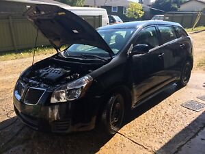 2010 Pontiac Vibe; super reliable