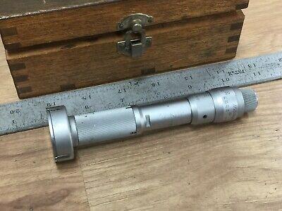 Mitutoyo 1.4 - 1.6 Intrimike Inside Micrometer X .0002
