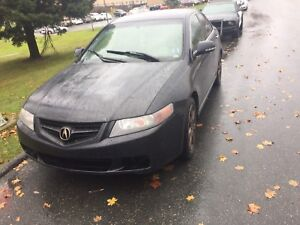 2005 Acura TSX loaded with navigation 6speed REDUCED price