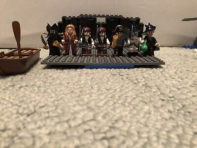 LEGO pirates of the caribbean minifigures Lot