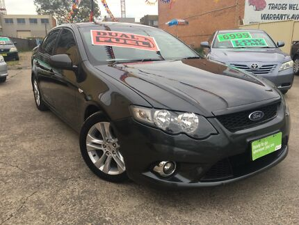 2011 Ford Falcon FG R6 UPGRADE Utility JULY 2018 REGO LOGBOOKS A1