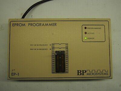 Bp Microsystems Ep-1 Eprom Programmer