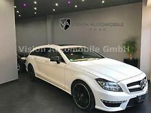 Mercedes-Benz CLS 63 AMG SHOOTING BRAKE CARBON|FOND-TV|KEYLESS