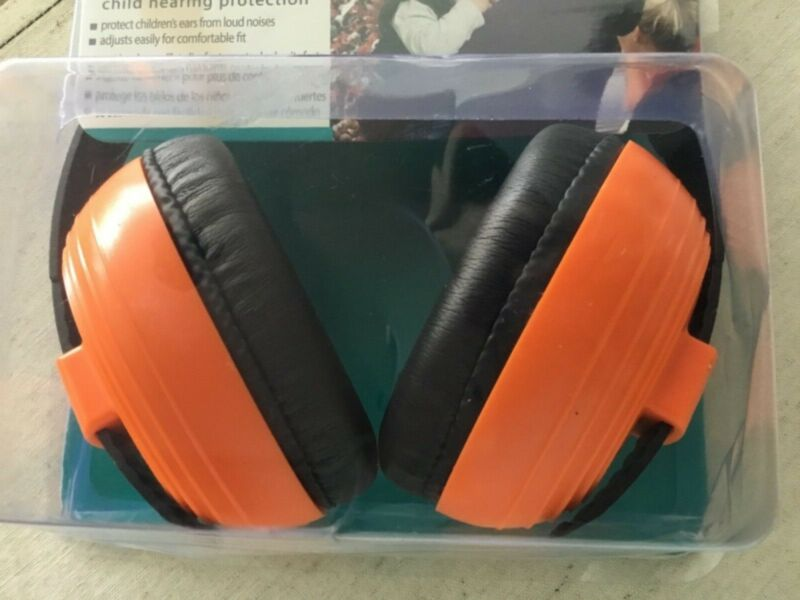 New Kidco WhispEars Childs Kids Hearing Protection Noise Reduction Ear Muffs