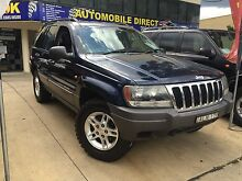 2002 Jeep Grand Cherokee Laredo, Drives Extremely Well Ingleburn Campbelltown Area Preview