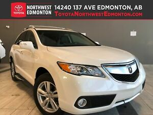 2014 Acura RDX Tech Package | Roof Rails | Leather | Heat Seat