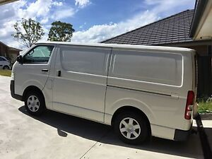2010 Toyota Hiace Van/Minivan Bonnells Bay Lake Macquarie Area Preview