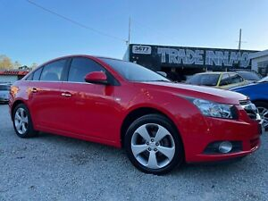 *** 2009 HOLDEN CRUZE CDX *** LEATHER SEATS *** FINANCE AVAILABLE *** Slacks Creek Logan Area Preview
