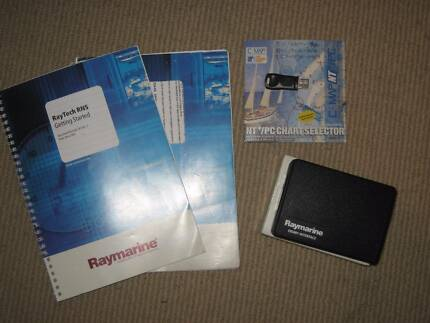 Raymarine Interface box and RNS software and WA charts Subiaco Subiaco Area Preview