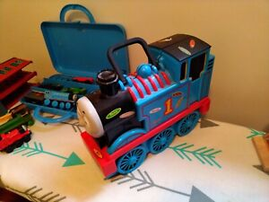Thomas the tank engine trains and sets