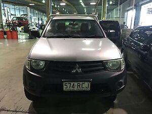 2010 Mitsubishi Triton Ute  Tenterfield Tenterfield Area Preview