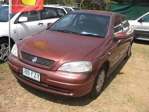 2001 Holden Astra Sedan - great little car! Kensington Bundaberg Surrounds Preview