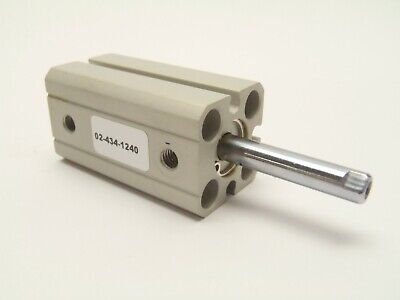 02-434-1240 Double Acting Pneumatic Cylinder 25mm Bore 1 Stroke