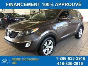 Kia Sportage Ex **awd** Camera De Recul , Bluetooth 2011