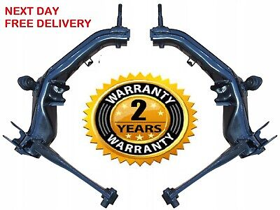 2x Toyota Avensis T25 2003-2008 Back Rear Lower Suspension Control Arm Wishbone