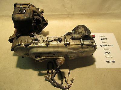 Original MBK Booster Yamaha BWS Motor komplett Engine Antrieb Minarelli 10.095