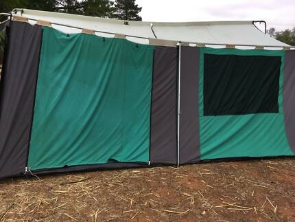 12 person tent with verandah & Hinterland 3 Person Tent | Camping u0026 Hiking | Gumtree Australia ...
