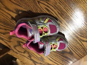 Toddler runner size 7