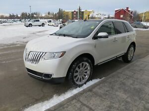 2014 Lincoln MKX Clean carfax report, sight and sound package...