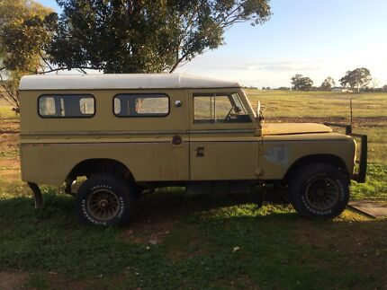 Land Rover wagon  Bakers Hill Northam Area Preview