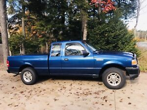 2010 Ford Ranger XL 4x2 Extended-cab 2.3L Automatic