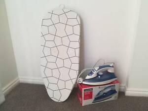 Ironing Set (board & iron)