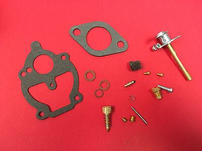 Farmall Super A C Tractor Zenith Carburetor Rebuild Kit 11115 355485r91 C509bv