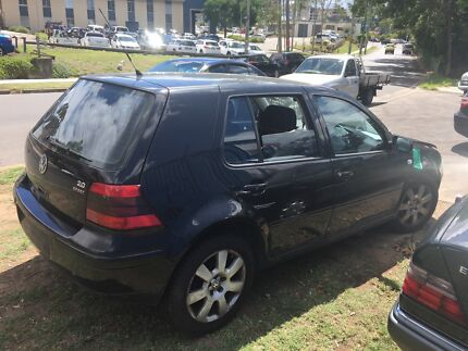 VW Golf 2004 hatch back sports now wrecking entire car!! Northmead Parramatta Area Preview