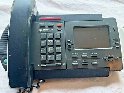 Northern Telecom Nortel Bell South Deskwall Office Phone Works