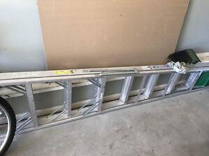10' ladder aluminum