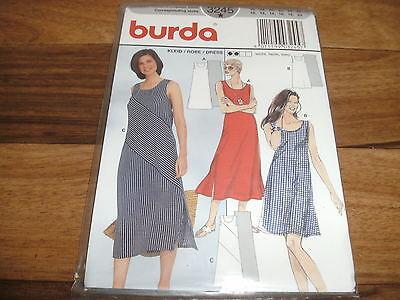BURDA Schnittmuster 3245                 3x  KLEID             36-46