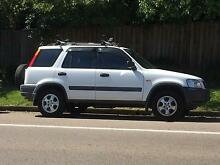 1998 Honda CRV Wagon Merewether Newcastle Area Preview