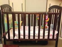 Baby cot - used Narre Warren South Casey Area Preview